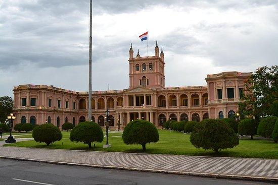 Recorrido por la ciudad de Asunción