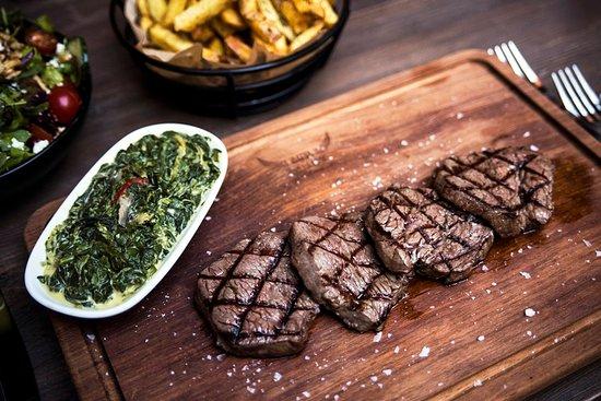 steak arde grăsimea