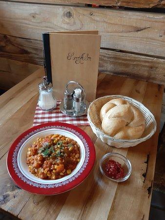 Lachtal, Austria: Chili sin carne