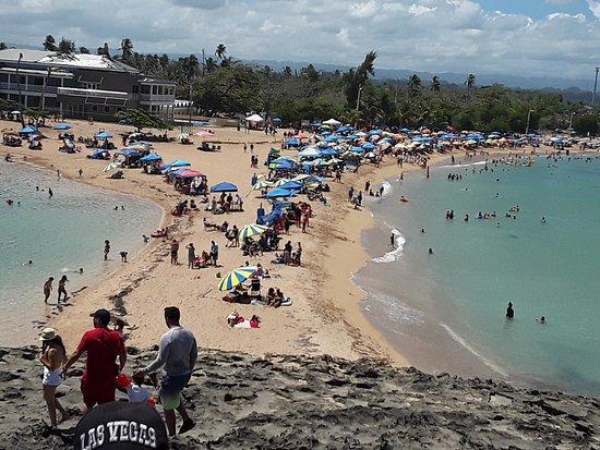 Toa Alta, Puerto Rico: Marbella beach!