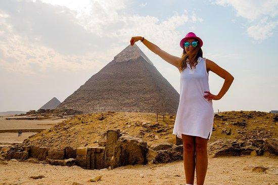 Tour del Cairo di 1 giorno da Eilat