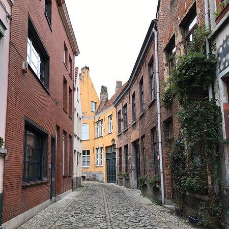 فلاندرز, بلجيكا: Ah les Flandres, la Belgique, ses canaux, son chocolat, ses bières, son accent, ses briques, et tant d'autres choses...  Gent, Bruges.   La Venise du Nord et l'antre d'une course cycliste. Le charme du Nord! 