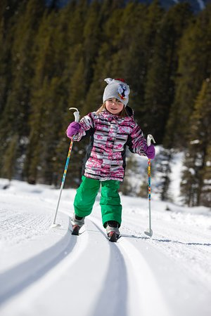 We offer rental skis for people of all ages