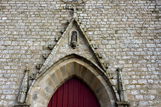 Ile-d'Arz, Fransa: Eglise Notre Dame de la Nativité île d'Arz