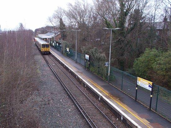 Ormskirk Railway Station