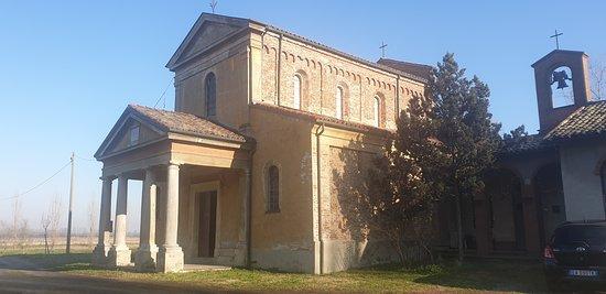 Esterno - Chiesa di San Michele in Insula - Trino (Vc)