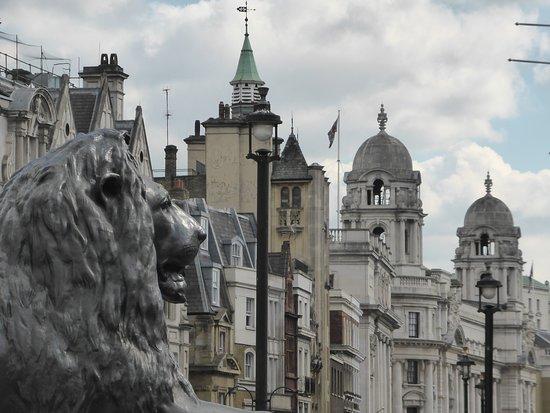 Λονδίνο, UK: Trafalgar Square e dintorni