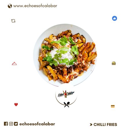 Chilli Fries - Echoes of Calabar