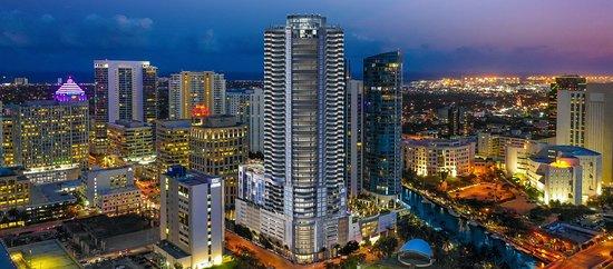 Hyatt Centric Las Olas Fort Lauderdale Hotel