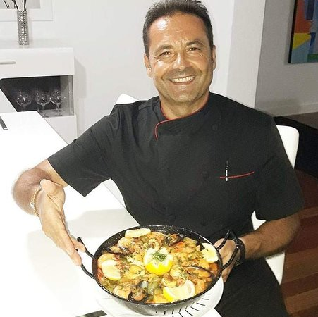 Private Chef/ Show Cooking Chef