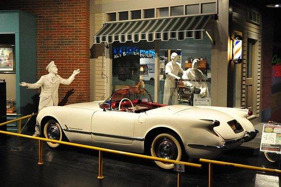 Museo Nazionale Corvette