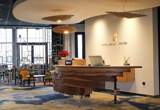 Best Western Plus Hotel Les Humanistes