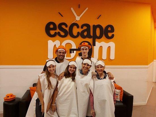Escape Room Pilar
