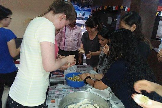 École de cuisine himalayenne