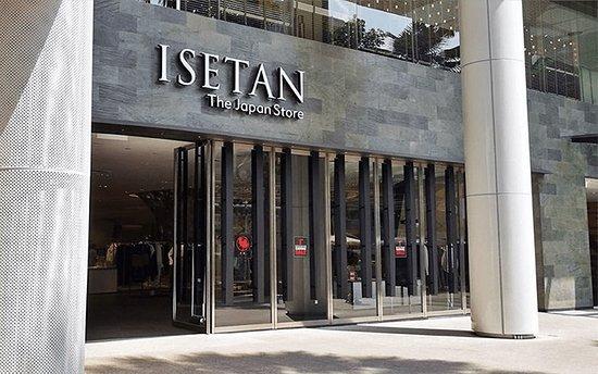 Isetan The Japan Store Lot 10 Kuala Lumpur Ulasan