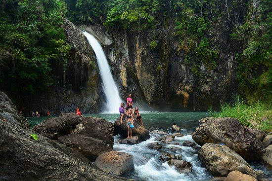 Caibiran, Philippines: hahaha.. so fun swimming with friends