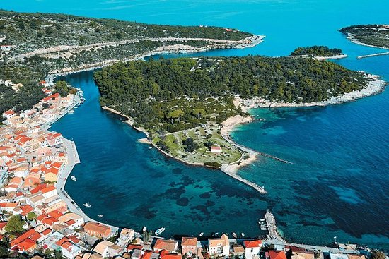 來自科孚島的Paxos和Antipaxos Cruise