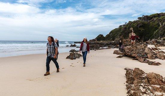 Джипсленд, Австралия: Walking at Croajingalong National Park