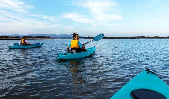 Джипсленд, Австралия: Canoeing at Croajingalong National Park