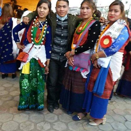 Dhading, Nepal: अयो अयो अयो तामाङ्ग हरुको  महन चड्पर्बा अयो  तामाङ्ग ल्होसर ।।।