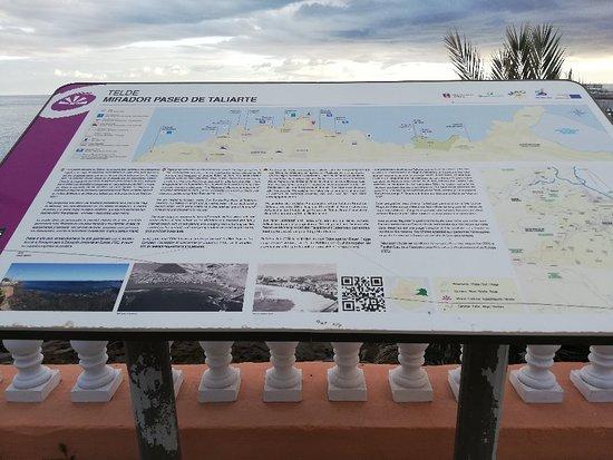 Mirador Paseo de Taliarte