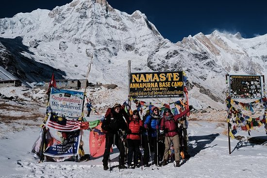 Annapurna Base Camp Trekking - 10 Days – fotografia