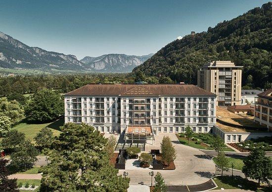 Grand Deluxe Suite: imagen de Grand Resort Bad Ragaz - Tripadvisor