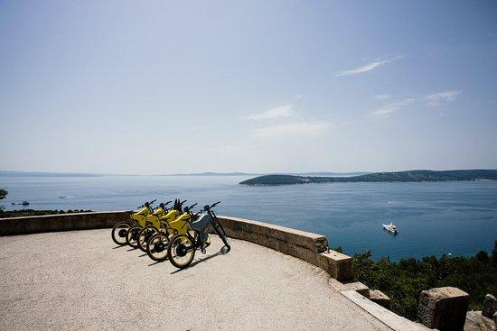 Xcourse E-bike tours Split