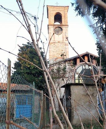 Vertemate con Minoprio, Италия: Antico edificio religioso in stato d'abbandono