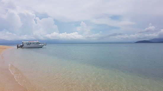 Water Taxi Dunk Island