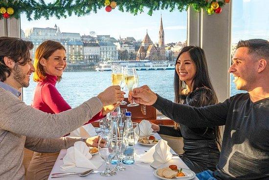 Donau-Flussfahrt in Budapest mit...