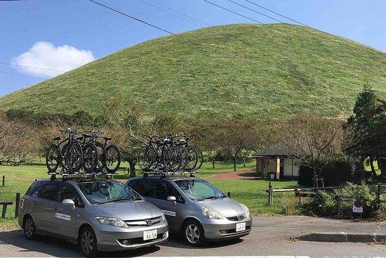 Halvdag Izu Kogen Highlands Downhill Cykeltur