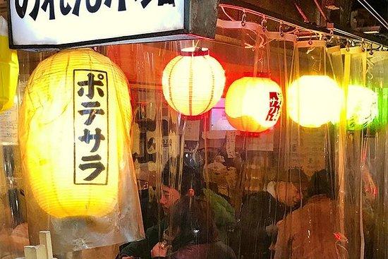 Privat tur - fisk, kjøtt, ting og alle ting, deilig i Kichijoji
