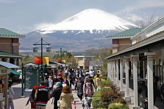 Private Charter naar Mt.Fuji, Gotemba ...