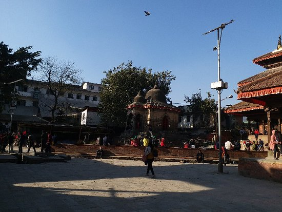Kathmandu Durbar Square, Kathmandu, Nepal
