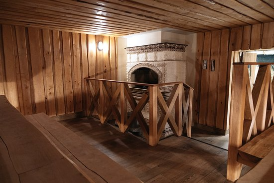 The Bath House - Russian Banya