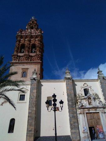 San Miguel Arcángel.