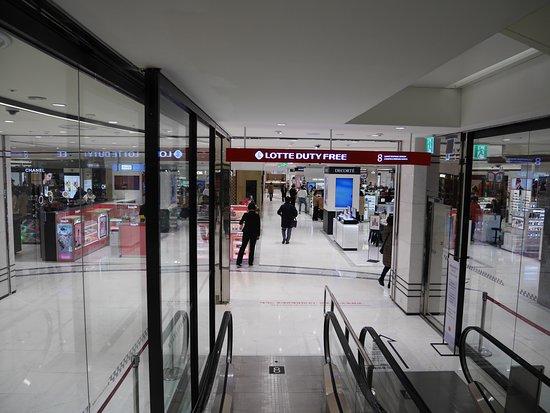Lotte Duty Free - Busan