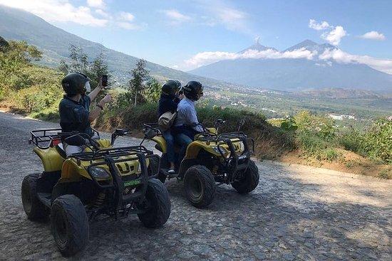 Aventure dans les montagnes Antigua...
