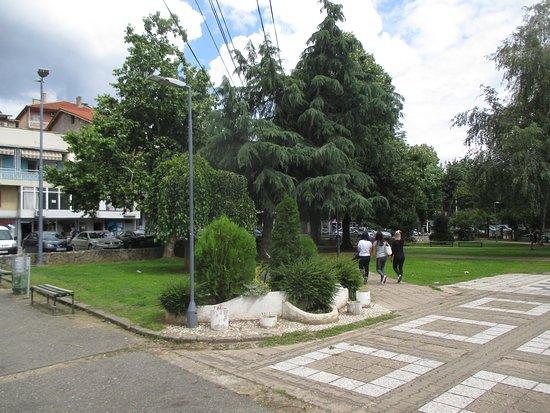 Kocani, Republika Makedonie: Koçani  Macedonia city centre touristic photography Behlül Metin