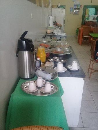 Santana Do Ipanema: Cafe almoço e lanches