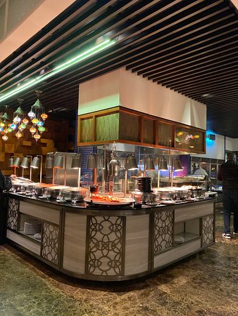 Visit to Baharat Restaurant