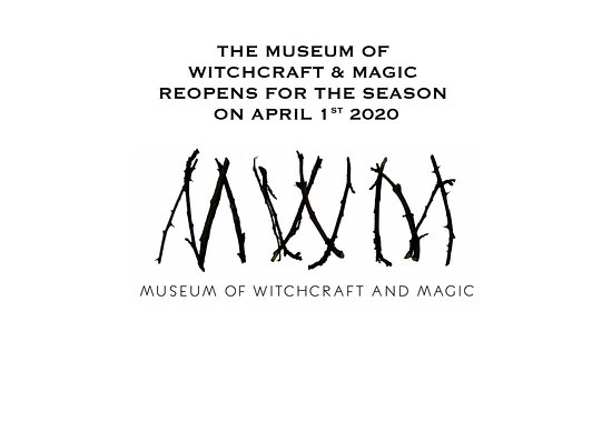 ‪The Museum of Witchcraft and Magic‬