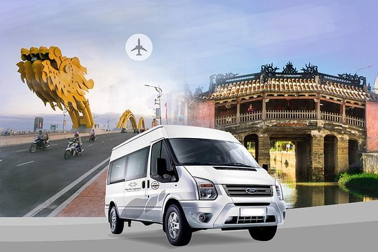 Shuttle Bus from Da Nang Airport to/from Hoi An Φωτογραφία