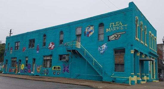 Awesome Possum Flea Market
