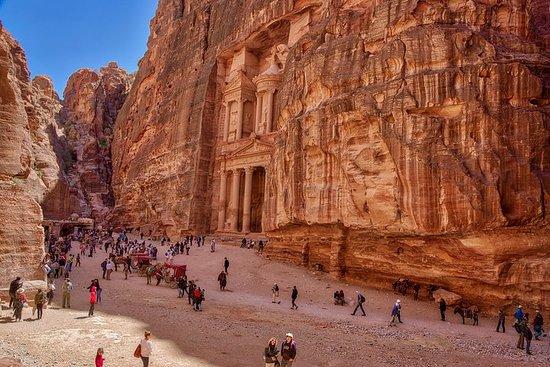 Tour de un día por la ciudad de Petra...