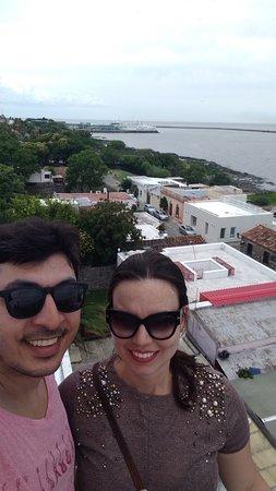 Colonia del Sacramento, Uruguay: Vista do farol 1