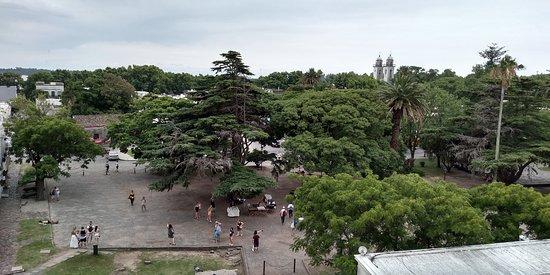 Colonia del Sacramento, Uruguay: Vista do centro histórico do farol