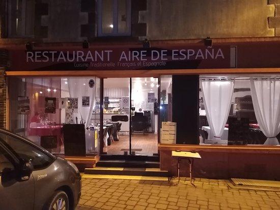 Ruffiac, Франция: entre du restaurant
