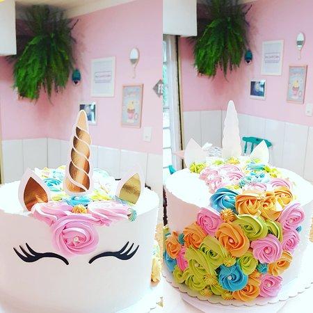 Bolos de aniversário personalizados feitos com muito amor e ingredientes de qualidade